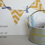 Tailgating DIY—Personalized Utensil Container