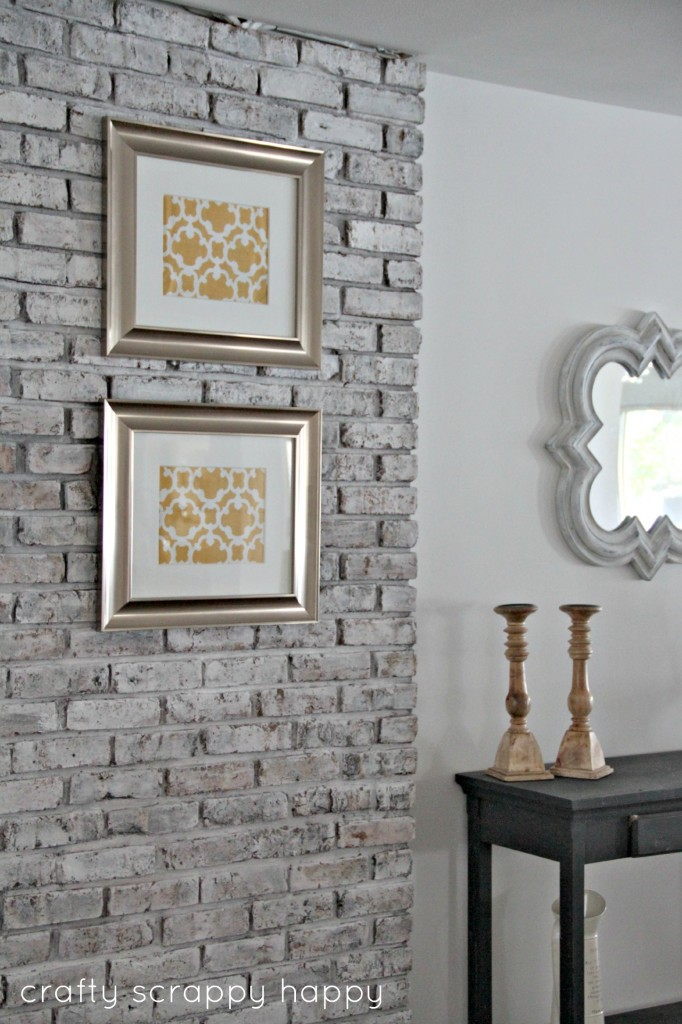 From A Old Wood Burner To A Chic Brick Wall Start A