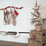 Driftwood Stocking Holder DIY