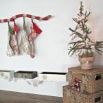 Driftwood Stocking Holder DIY