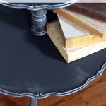 A Table Up-Cycle & DIY Distressing With Ink