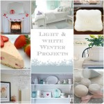 Light & White Winter Projects