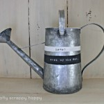 Watering Can Up-Cycle
